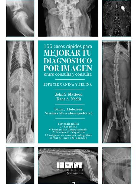 Portada del libro 9788412209037 155 Casos Rápidos para Mejorar tu Diagnóstico por Imagen entre Consulta y Consulta