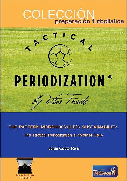 """Portada del libro 9788412312812 The Pattern Morphocycle's Sustainability: The Tactical Periodization 'S """"Mother Cell"""""""