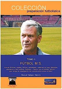 Portada del libro 9788412312843 Tomo II Fútbol M.S.