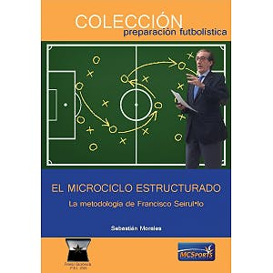 Portada del libro 9788412312850 El Microciclo Estructurado. La Metodología de Francisco Seirul.lo