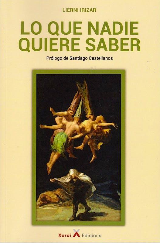 Portada del libro 9788412313963 Lo que Nadie Quiere Saber