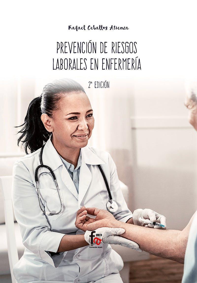 Portada del libro 9788413013152 Prevención de Riesgos Laborales en Enfermería