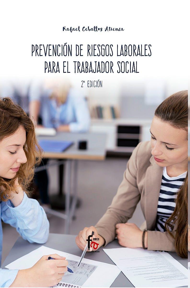 Portada del libro 9788413013183 Prevención de Riesgos Laborales para el Trabajador Social