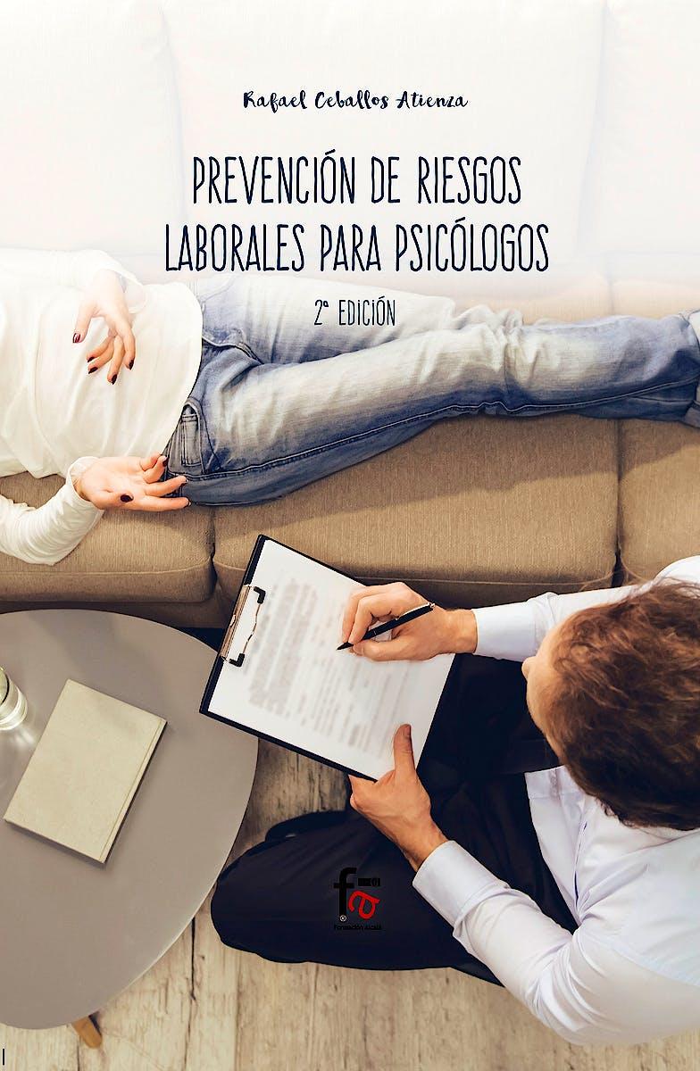 Portada del libro 9788413013213 Prevención de Riesgos Laborales para Psicólogos
