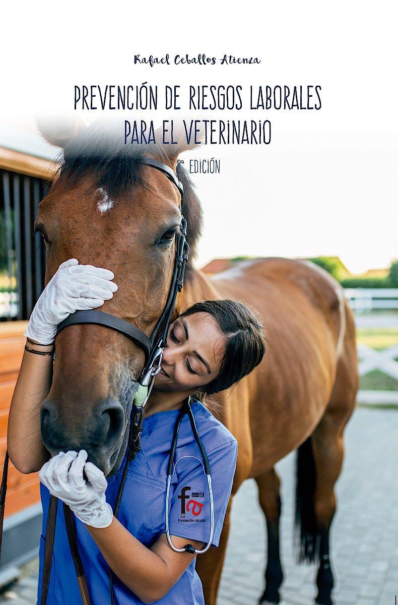 Portada del libro 9788413013237 Prevención de Riesgos Laborales para el Veterinario