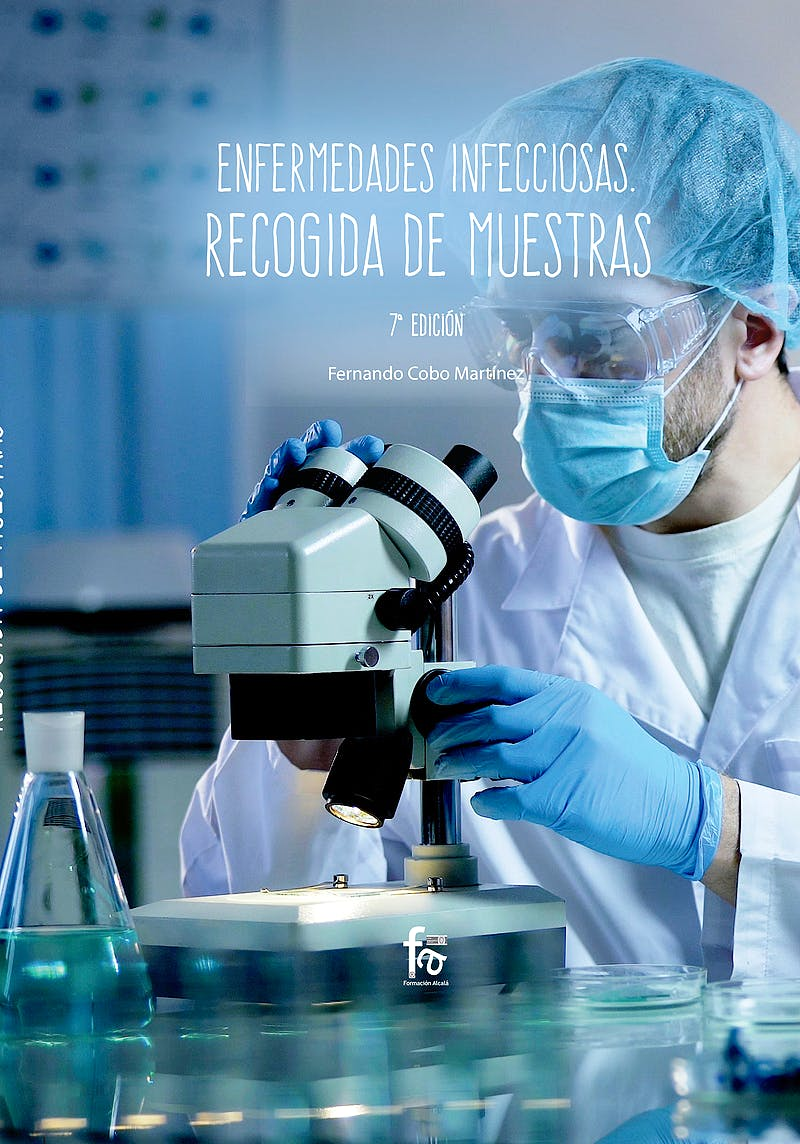 Portada del libro 9788413013435 Enfermedades Infecciosas. Recogida de Muestras