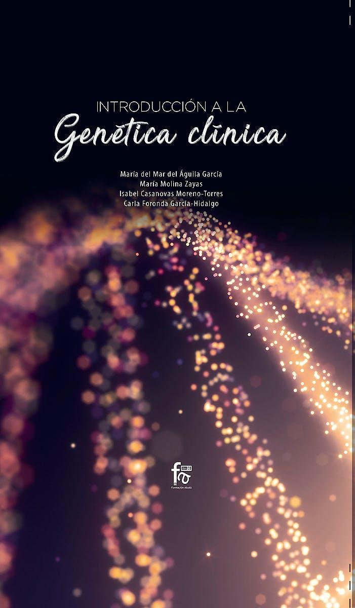 Portada del libro 9788413013503 Introducción a la Genética Clínica