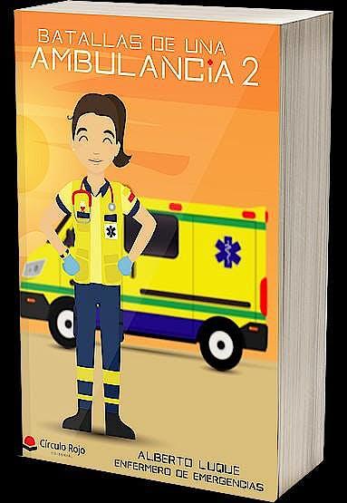 Portada del libro 9788413045191 Batallas de una Ambulancia 2