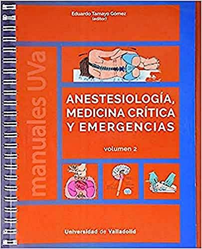 Portada del libro 9788413200590 Anestesiología, Medicina Crítica y Emergencias, Vol. 2