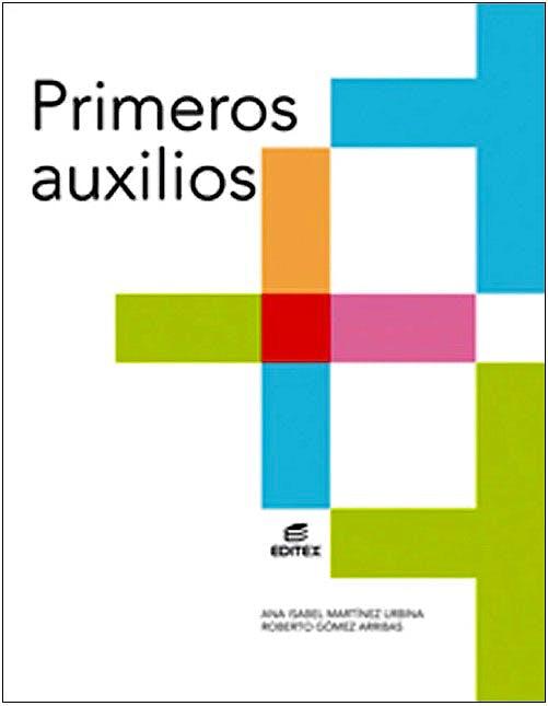 Portada del libro 9788413212296 Primeros Auxilios (Ciclos Formativos)