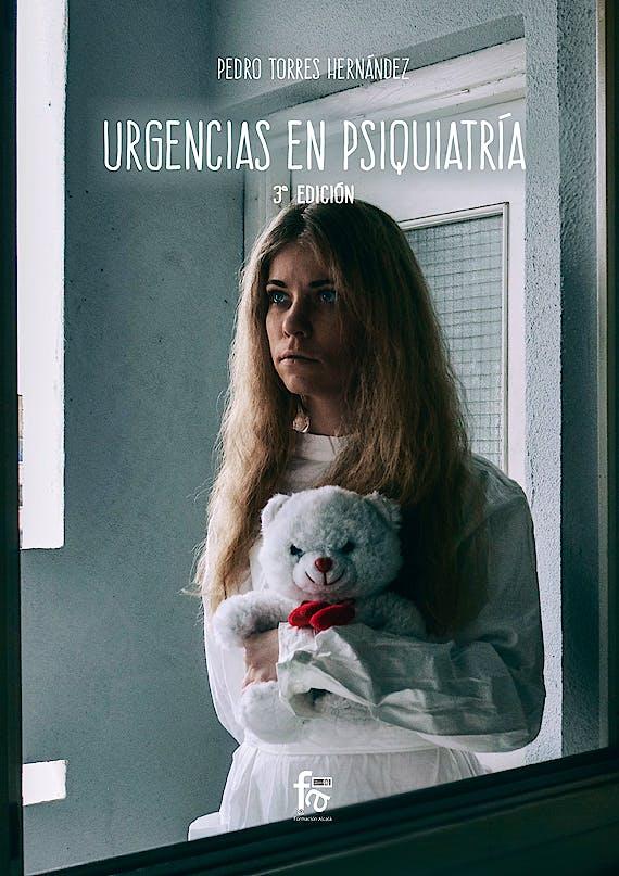 Portada del libro 9788413236421 Urgencias en Psiquiatría
