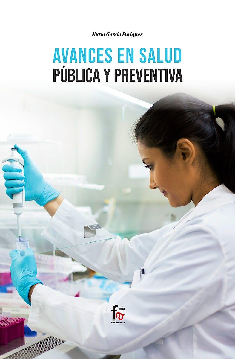 Portada del libro 9788413236865 Avances en Salud Pública y Preventiva