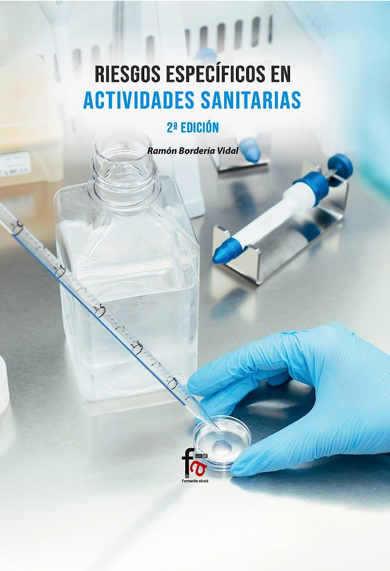 Portada del libro 9788413236919 Riesgos Específicos en Actividades Sanitarias