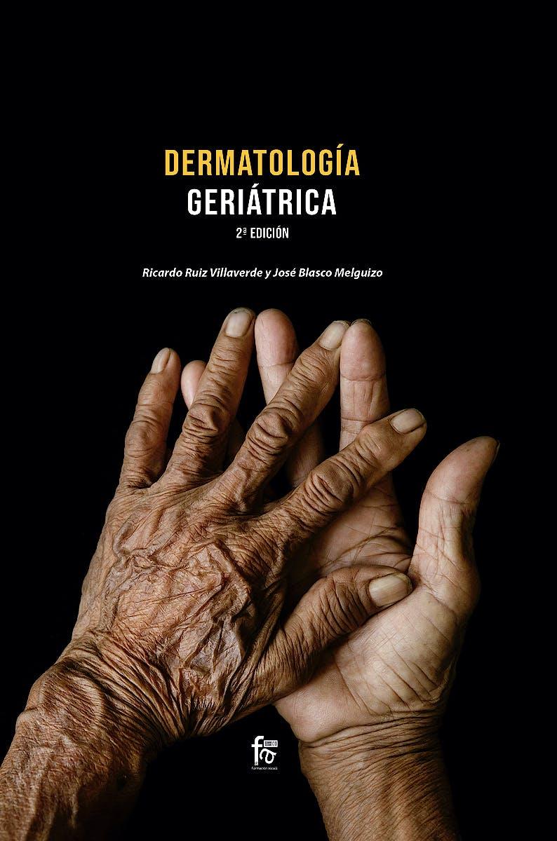 Portada del libro 9788413236940 Dermatología Geriátrica