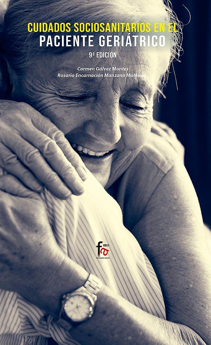 Portada del libro 9788413236971 Cuidados Socio-Sanitarios en el Paciente Geriátrico