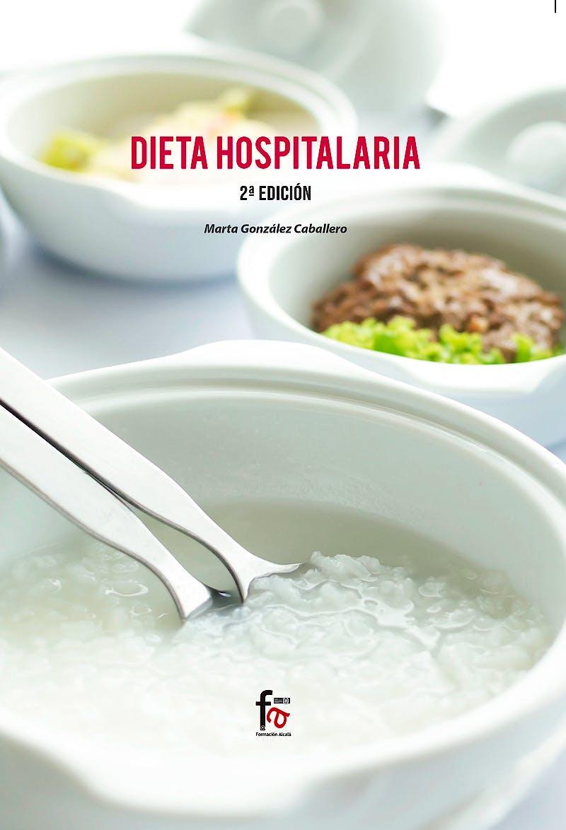 Portada del libro 9788413236988 Dieta Hospitalaria