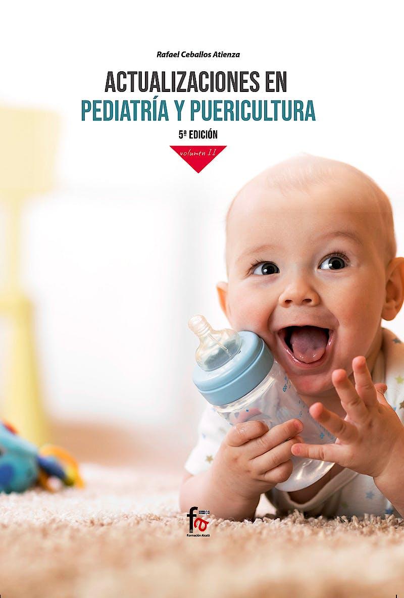 Portada del libro 9788413239637 Actualizaciones en Pediatría y Puericultura, Vol. II