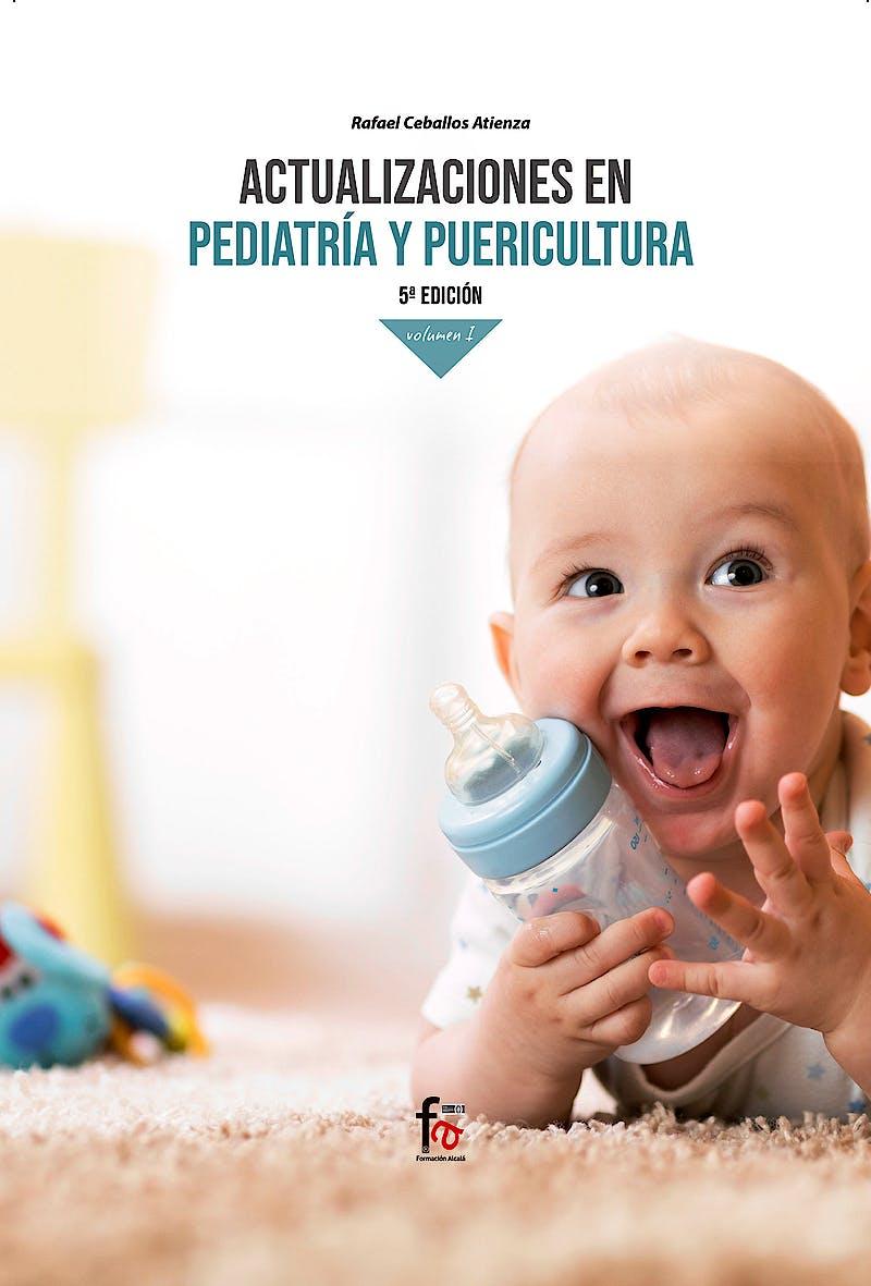 Portada del libro 9788413239644 Actualizaciones en Pediatría y Puericultura, Vol. I