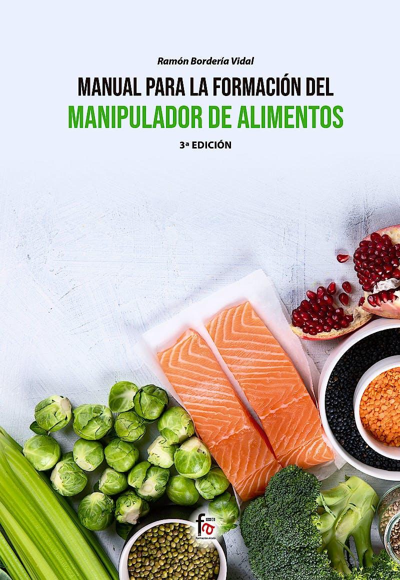 Portada del libro 9788413239880 Manual para la Formación del Manipulador de Alimentos