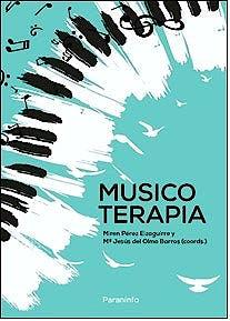Portada del libro 9788413661094 Musicoterapia