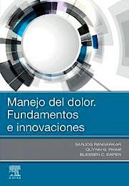 Portada del libro 9788413820118 Manejo del Dolor. Fundamentos e Innovaciones