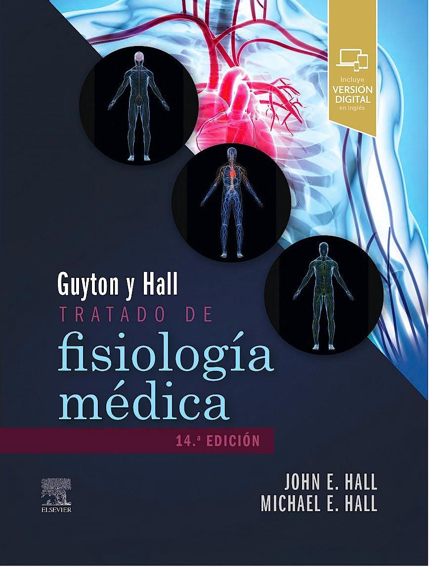 Portada del libro 9788413820132 GUYTON y HALL Tratado de Fisiología Médica