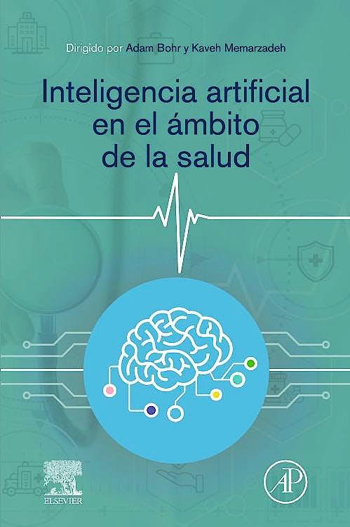 Portada del libro 9788413820170 Inteligencia Artificial en el Ámbito de la Salud