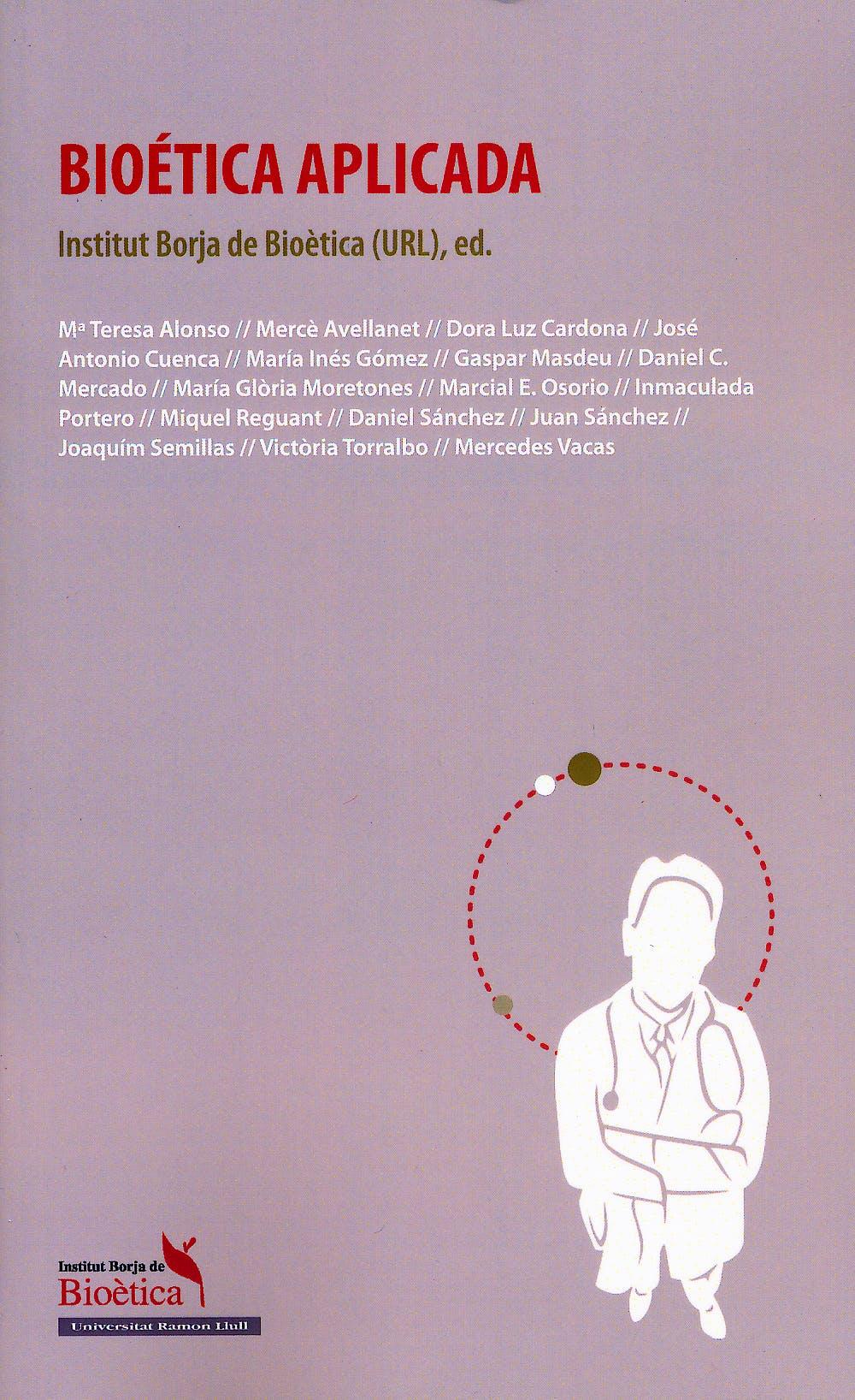 Portada del libro 9788415047421 Bioetica Aplicada