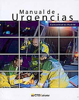 Portada del libro 9788415062509 Manual de Urgencias Comunidad de Madrid