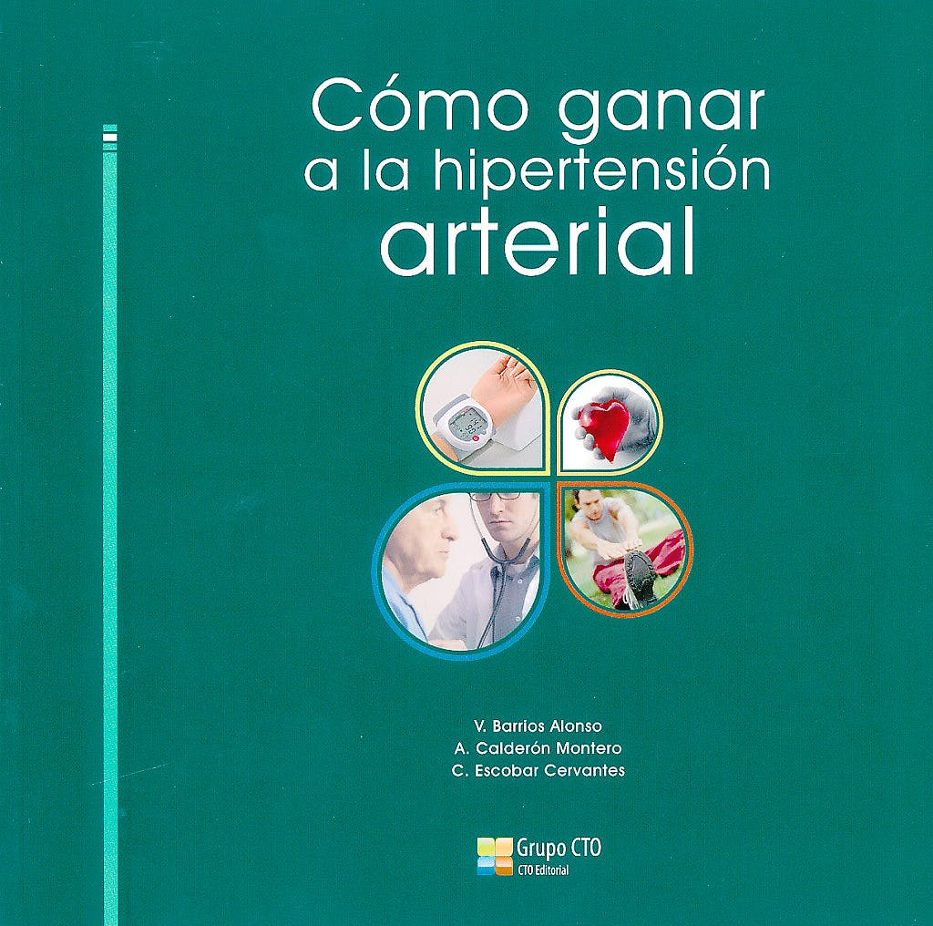 Portada del libro 9788415062936 Como Ganar a la Hipertension Arterial