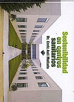 Portada del libro 9788415115045 Sostenibilidad en Centros Sanitarios