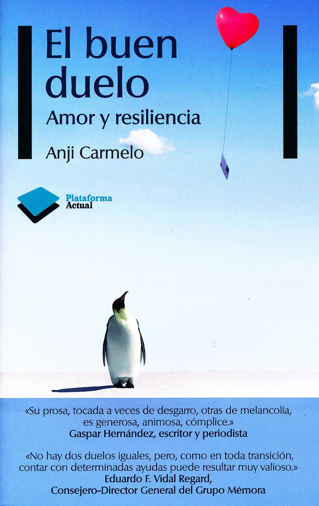 Portada del libro 9788415115571 El Buen Duelo. Amor y Resiliencia
