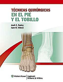 Portada del libro 9788415169017 Técnicas Quirúrgicas en el Pie y el Tobillo