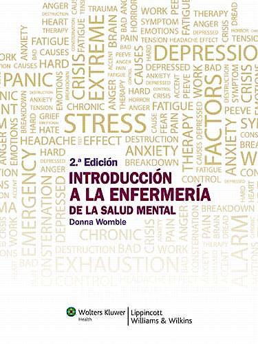 Portada del libro 9788415169048 Introducción a la Enfermería de la Salud Mental