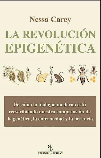 Portada del libro 9788415216230 La Revolucion Epigenetica