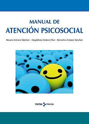 Portada del libro 9788415223450 Manual de Atención Psicosocial