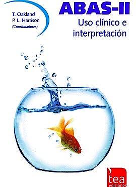 Portada del libro 9788415262886 ABAS-II Uso clínico e Interpretación