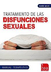 Portada del libro 9788415262954 Tratamiento de Disfunciones Sexuales. Manual Terapéutico (Ref. 2T1400)