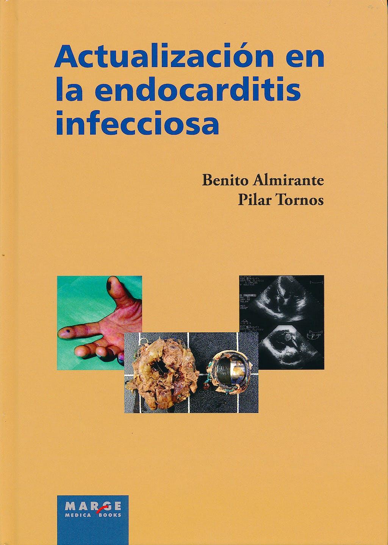 Portada del libro 9788415340041 Actualizacion en la Endocarditis Infecciosa