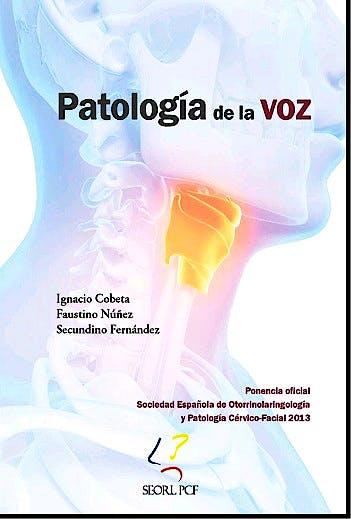 Portada del libro 9788415340867 Patología de la Voz