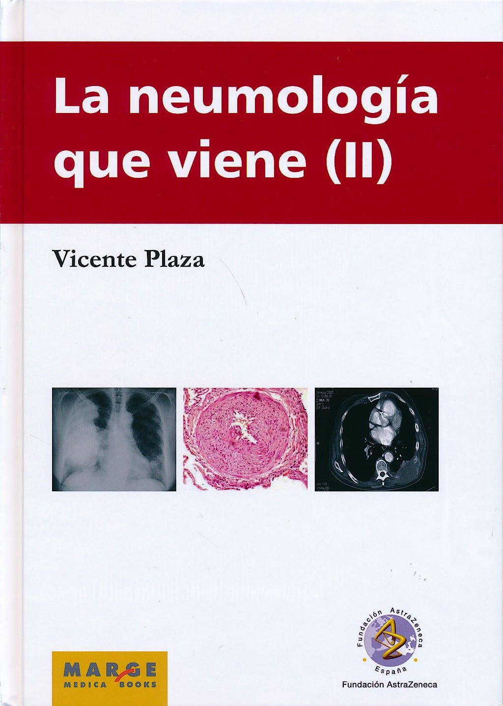 Portada del libro 9788415340997 La Neumologia que Viene (Ii)