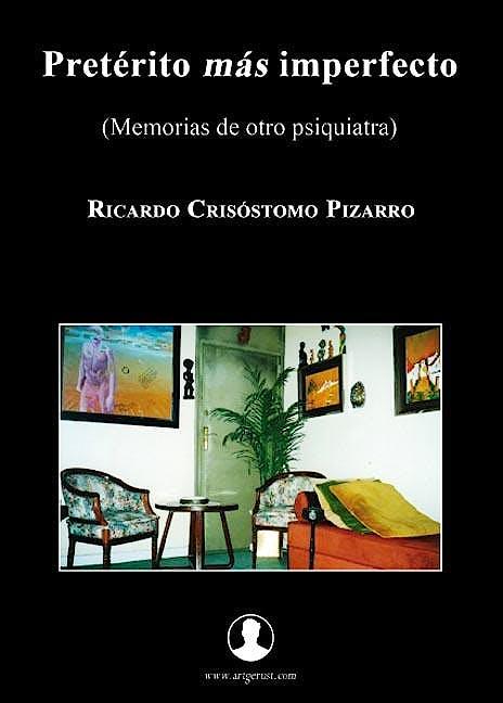 Portada del libro 9788415346883 Preterito mas Imperfecto (Memorias de Otro Psiquiatra)