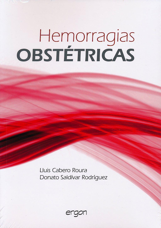 Portada del libro 9788415351351 Hemorragias Obstetricas