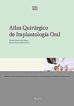 Portada del libro 9788415351757 Atlas Quirurgico de Implantologia Oral