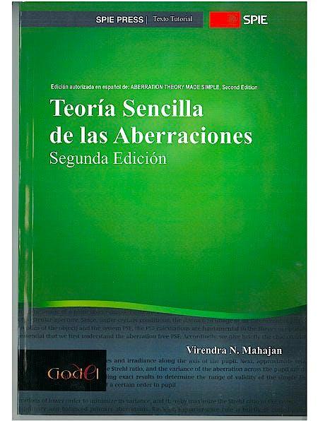 Portada del libro 9788415418481 Teoría Sencilla de las Aberraciones
