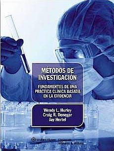 Portada del libro 9788415419426 Métodos de Investigación. Fundamentos de una Práctica Clínica Basada en la Evidencia + Acceso Online