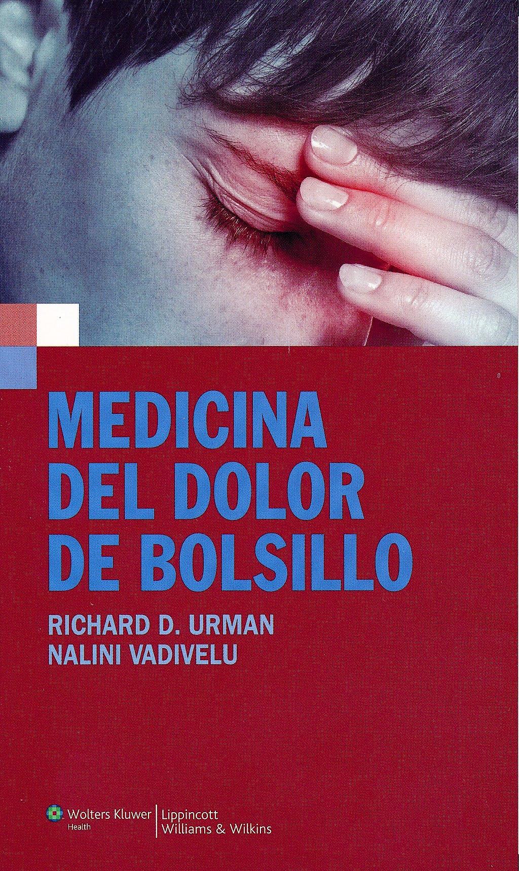 Portada del libro 9788415419532 Medicina del Dolor de Bolsillo