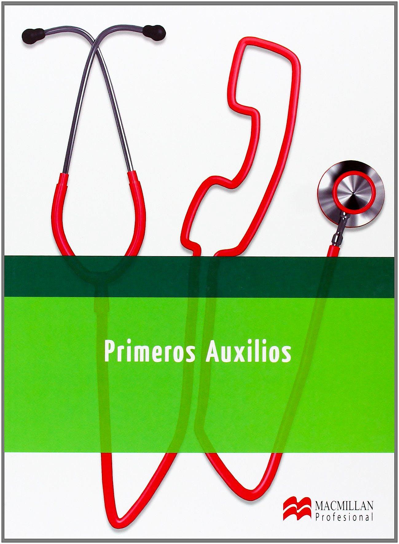 Portada del libro 9788415430742 Primeros Auxilios