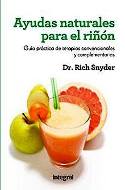 Portada del libro 9788415541325 Ayudas Naturales para el Riñon