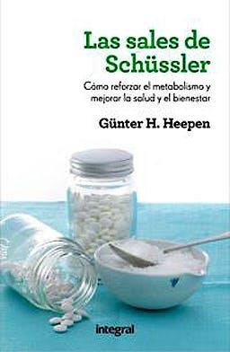 Portada del libro 9788415541356 Las Sales De Schüssler